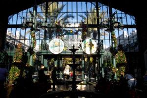 disney world french quarter lobby
