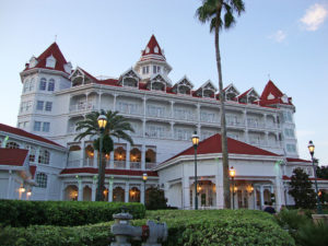 grand floridian hotel disney world