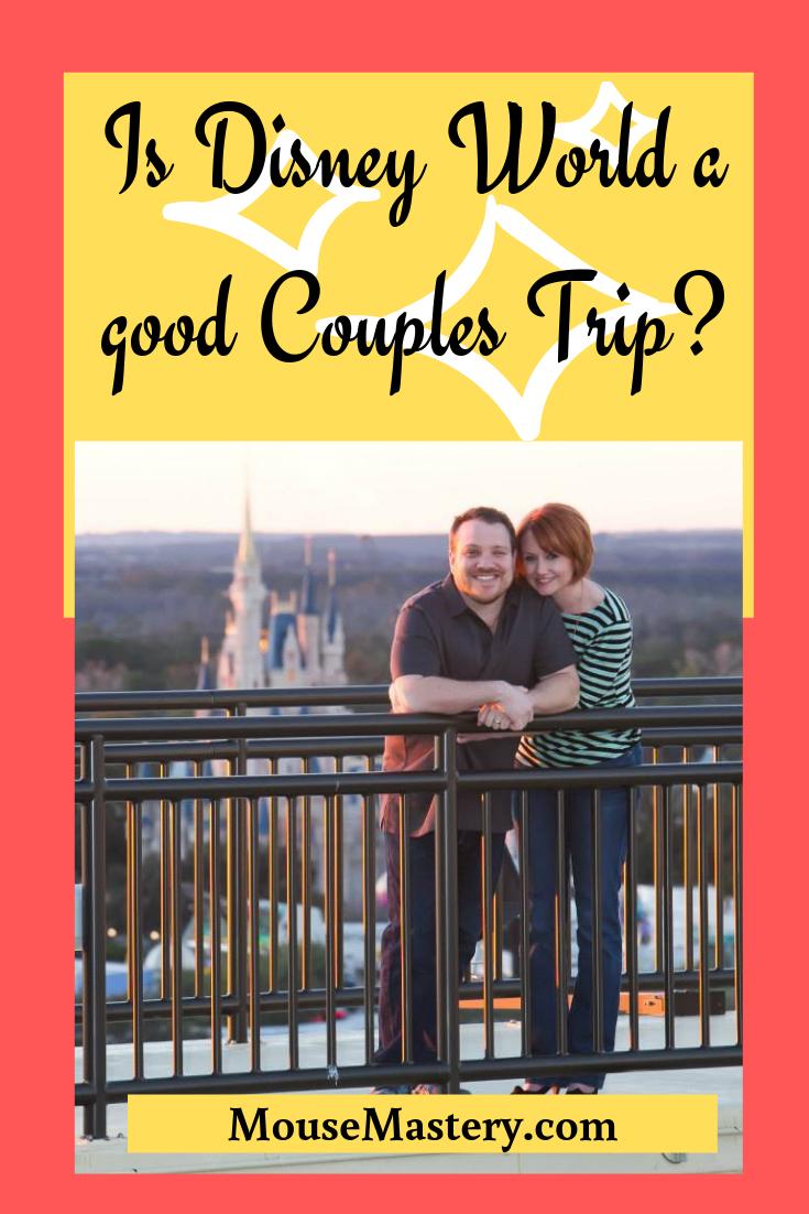 disney world couples vacation